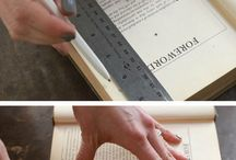 Books DIY