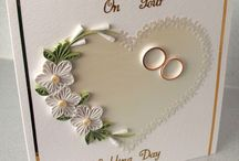 Quilling cards and ideas