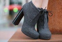 If the shoe fits... / by Tara Mulkey