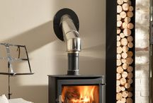Woodburning stove ideas
