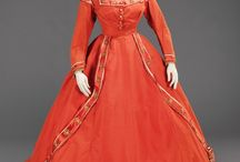 And the Ladies Wore / Women's Fashion of the 1800's