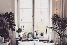 Zen apartment decor