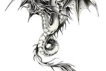 dragons / by Tamisha Delnoce