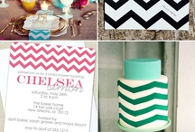 Chevron Chic / by Ashley Larrick