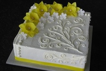 Cakes and Baking Stuff / Beautiful cakes, recipes and baking ideas