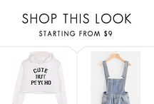 Shop its look