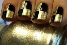Nails and hair<3