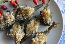 I manicaretti di nonna LELLA di Grazia / Ricette casalinghe