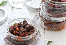 Pickles Chutneys & Masalas