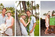 Hawaiian Wedding at Hilton Waikoloa