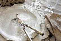 Beautifully Dressed Table