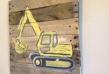 Digger/tractor