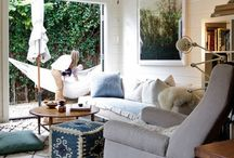 Living Room Decor  / by Katya Rimkunas