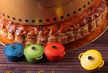 Get Ready for Epiphany 2015 / Celebrate Epiphany at Payard with King's Cake, a classic French Galette.