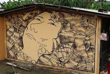 World of Urban Art : LIQEN  [Spain]