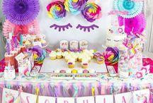 Isa's 3 birthday