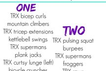 Sara's Health & Fitness TRX workouts