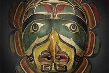 Art NWC Canada / Art de la côte nord ouest du Canada