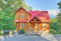 My Dream Gatlinburg Rental Cabin / by Jennifer Byrd