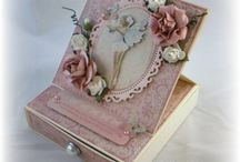 Easel Box Cards