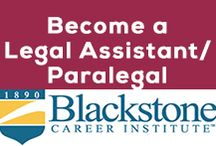 Become a Paralegal with our online training program. Visit blackstone.edu today! / Entry-level paralegal jobs remain in demand! Across the nation, attorneys are looking for ways to reduce their expenses, so the need for trained paralegals who understand the legal system, tort law, litigation process, contracts, and legal research will continue to grow. The U.S. Department of Labor estimates employment for paralegals will grow up to 17% through 2022.