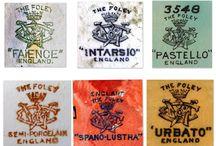 Porcelain Stamps
