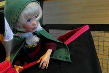 My dolls / Photos from my dolls, my blog is  http://wonderfuldollworld.blogspot.fi/
