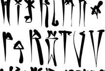 caligrafia