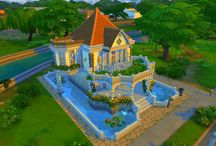 дома дворцы