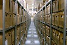 Itattárolás, Irattározás, Archiválás / Irattárolás, doboz, jegyzék, selejtezés, megsemmisítés