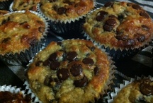 Healthy muffins and loaves