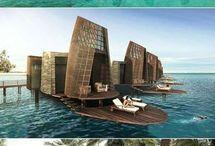 Amazing Tropical Architecture