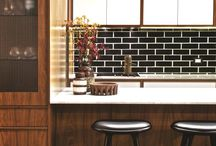 Brick Interiors / Brick can be used in many creative ways. It's a versatile building material perfect for the interior and exterior of your home.