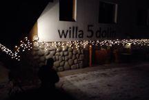 Pensjonat Willa 5 Dolin - Zima Zakopane / #Pensjonat Willa 5 Dolin - #Zima #Zakopane