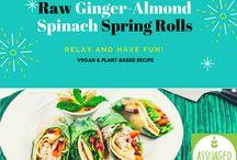 Assuaged Recipes