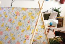 kids room / playroom / by Rebekah Treece