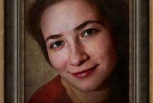Portretfotografie / Portretfotografie als kunst