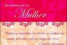 Dia da mulher - 08 de Março