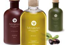 DESIGN | Olive Oil Packaging