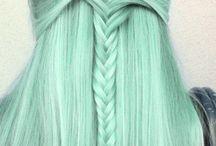 ✿ Colorful hair ✿