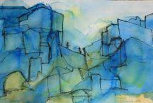WATERCOLOR ART BY SIRKKALIISA VIRTANEN / MY OWN WATERCOLORPAINTINGS