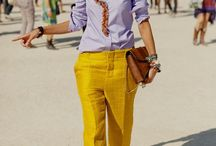 HELLO YELLOW / The SUN shines and so can YOU! From glamorous gowns to street chic ..  Make it YELLOW!