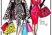 Fashion illustrations / Fashion / by Lola F