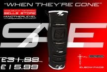 2015 TOTAL CONTACT EXOSPHERE ELBOW PADS £31.99-£15.99...#ANOTHERLEVEL