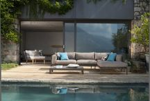home // outdoor spaces / gardens, patios, pools, etc. / by Kelsey Burns
