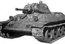 Medium tanks /  Czołgi średnie