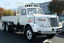 NISSAN-UD Classic Japan Truck 50's ~ 70's