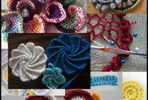 Crochet - freeform / I adore freeform crochet, here I showcase my own makes, (available to purchase in my Etsy shop) as well as other freeform artists and makes I admire.