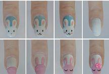 Festive occasion nail art