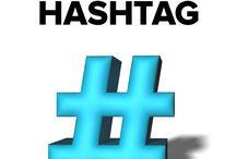 Social Media:  Hashtag